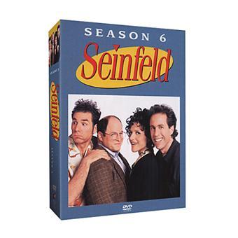 SeinfeldSeinfeld - Coffret intégral de la Saison 6