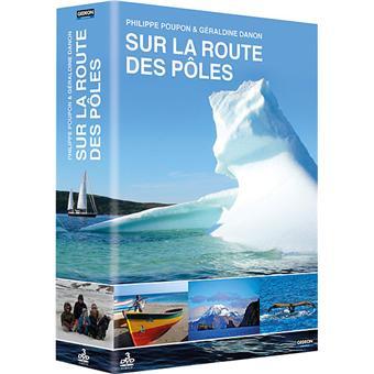 Sur La Route Des Poles Coffret 3 Dvd Dvd Zone 2 Geraldine