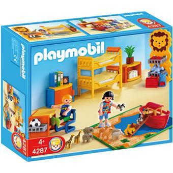 Playmobil 4287 : Chambre Des Enfants Playmobil