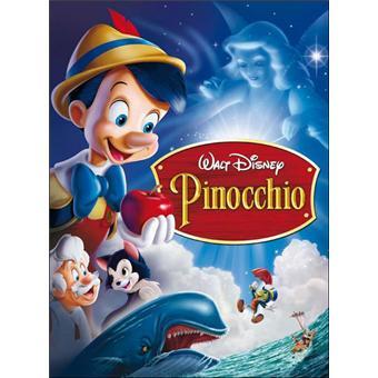 Pinocchio Disney Cinema L Histoire Du Film