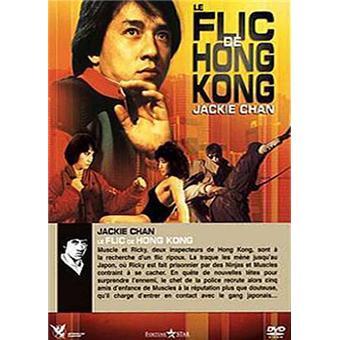 JACKIE CHAN-FLIC DE HONG KONG-VF