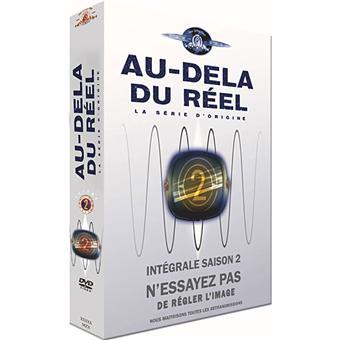 Au-delà du réelAu-delà du réel - Coffret intégral de la Saison 2