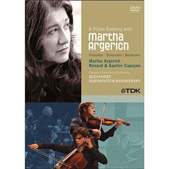 Une soirée de Piano avec Martha Argerich