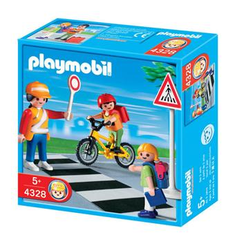 playmobil 4328 agent de s curit et coliers playmobil achat prix fnac. Black Bedroom Furniture Sets. Home Design Ideas