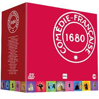 La Comédie Française - Coffret 25 DVD