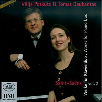Works for piano duo vol.2
