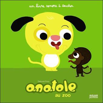 AnatoleAnatole au zoo