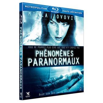 Phénomènes paranormaux Blu-ray