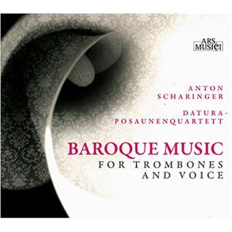 Barockmusik Für Posaunen & Gesang