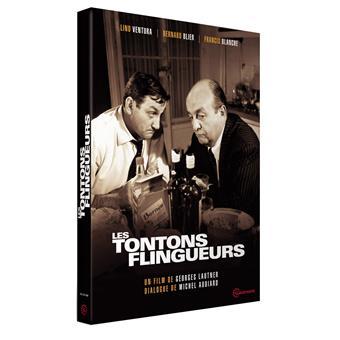Les Tontons flingueurs DVD