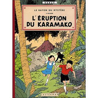 Jo et ZetteL'éruption du Karamako