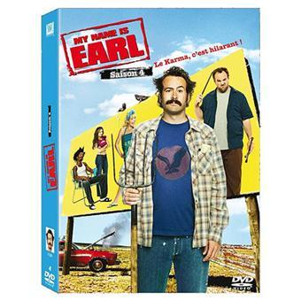 My Name is EarlMy Name is Earl - Coffret intégral de la Saison 4