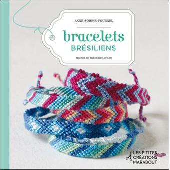 bracelet bresilien livre