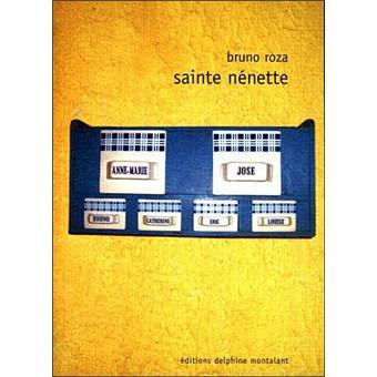 Couverture de Sainte nénette