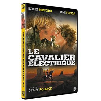 Le Cavalier électrique - DVD Zone 1