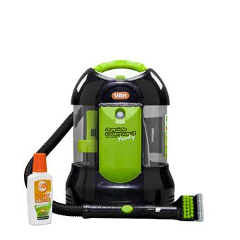 vax v 033nf injecteur extracteur portable funky noir vert. Black Bedroom Furniture Sets. Home Design Ideas