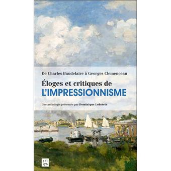 Eloge et critique de l'impressionnisme