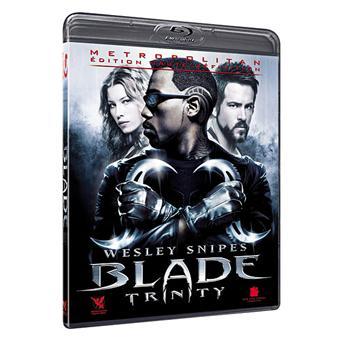 Blade Trinity Blu-Ray