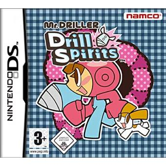 Mr Driller - Drill Spirits