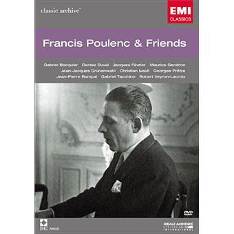 Archives Francis Poulenc et ses amis