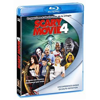 Scary Movie 4 - Edition Blu-Ray