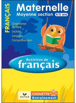 Francais Maternelle Moyenne Section