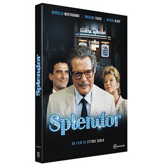 Splendor DVD
