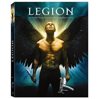 Légion, l'armée des Anges - Blu-Ray