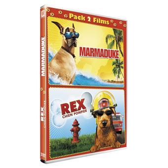 Marmaduke - Rex le chien pompier - Coffret