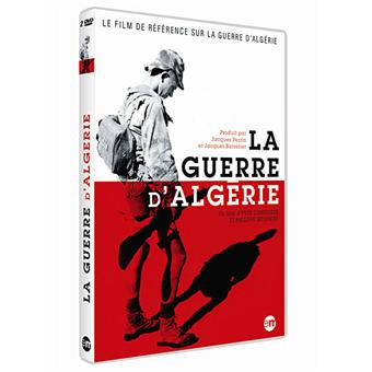 La Guerre d'Algérie - Nouvelle Edition 2 DVD