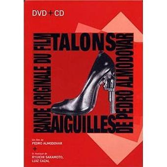 Talons aiguilles - Inclus DVD du film