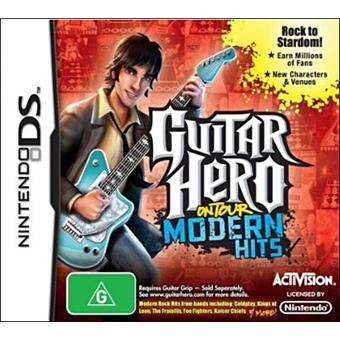 Guitar HeroGuitar Hero : On Tour Modern Hits + Grip