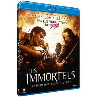 Les Immortels - Blu-Ray