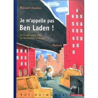Je m'appelle pas ben laden