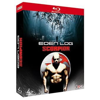 Eden Log - Scorpion - Coffret Blu-Ray