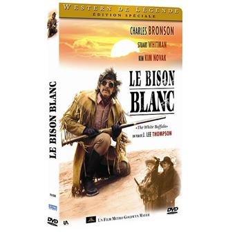 Le Bison blanc DVD