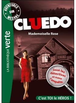 CluedoAventures sur Mesure Cluedo 02 - Mademoiselle Rose