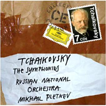 Tchaikovsky | The Symphonies & Tone Poems (7CD)