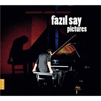 Tableaux d'une exposition - Sonate - Sonate pour piano - Inclus DVD bonus