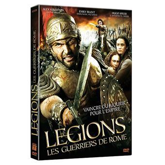 Légions, les guerriers de Rome
