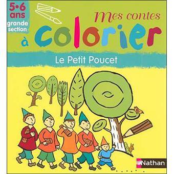 Mes Contes à Colorier Le Petit Poucet Broché Collectif Achat