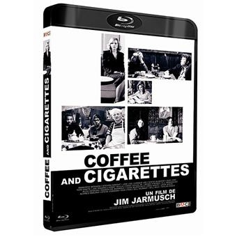 Coffee and Cigarettes - Blu-Ray