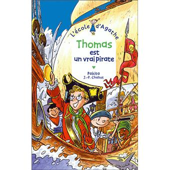 L'école d'AgatheThomas est un vrai pirate