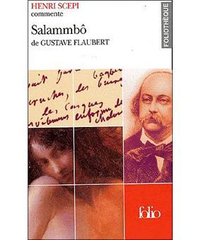 Salammbo de Flaubert Essai et dossier - Poche - Henri