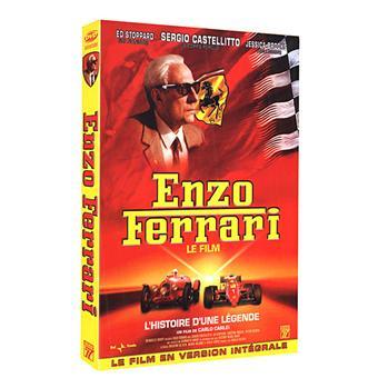 Enzo Ferrari - Edition avec Fourreau Métallisé