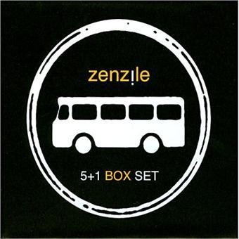 5 plus 1 compilation zenzile cd album achat prix fnac. Black Bedroom Furniture Sets. Home Design Ideas