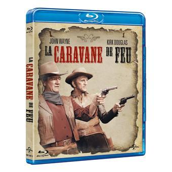 La Caravane de feu - Blu-Ray