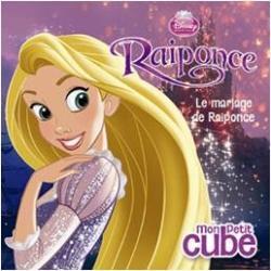 Raiponce - Mon p'tit cube : Le Mariage de Raiponce, Mon p'tit cube