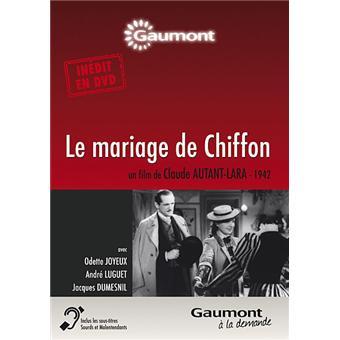 MARIAGE DE CHIFFON-FR