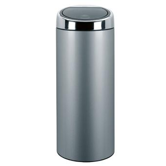 brabantia 287404 poubelle touch bin 30 litres. Black Bedroom Furniture Sets. Home Design Ideas